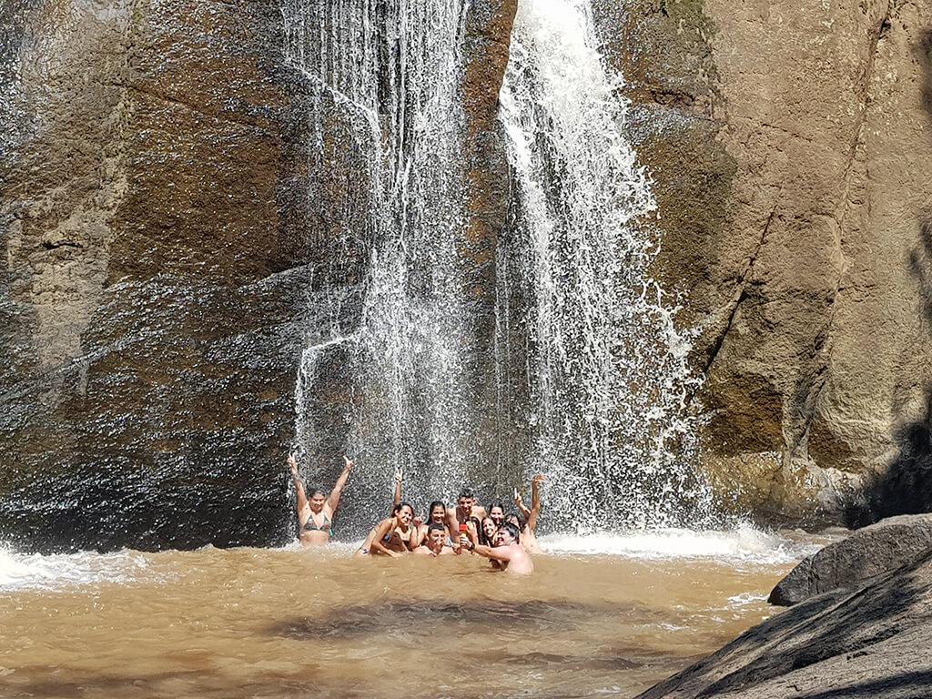 Terra das Cachoeiras